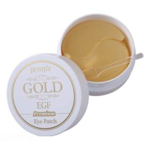 Patch-uri Faciale Hidratante - Hydrogel Eye Patch Gold & EGF Eye & Spot Pack